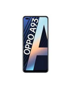 اوبو A93 ، بشريحتين اتصال، 128 جيجابايت، 8 جيجا رام، شبكة الجيل الرابع ال تي اي، اسود - OP-A93-M-BLK