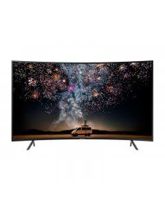 تلفيزيون سامسونج 55 بوصه، 4K Ultra HD فائق الدقه الذكي المنحني بتقنيه ال ال اي دي - UA55RU7300