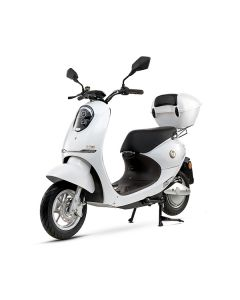 YADEA Electric Scooter, 1200 Watt, White