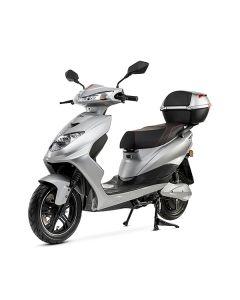 YADEA Electric Scooter, 2000 Watt, Silver