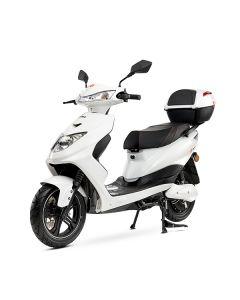 YADEA Electric Scooter, 2000 Watt, White