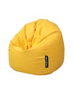 Grand PVC Bean Bag  Yellow