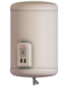 Tornado Electric Water Heater, 65 Liters, White - EHA-65TSM-F