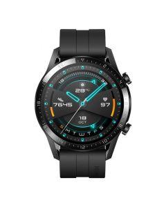 Huawei هواوي ساعة ذكية GT2 B19s رياضية - 46 مم - أسود