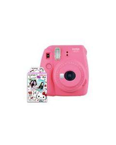 Fujifilm INSTAX Camera Mini9  with Film Hallow Kitty ( 10 Photos )