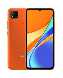 Xiaomi Redmi 9C Dual SIM 64GB 3GB RAM 4G LTE Sunrise Orange